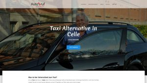 Autoruf Celle Website