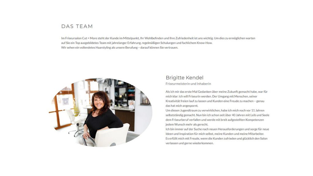 Team Haarstudio-Kendel